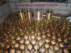 изготовление бронзовых втулок