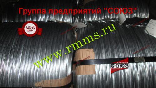 проволока стальная оцинкованная завод