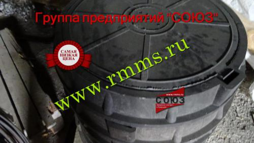 люк пластиковый канализационный полимер
